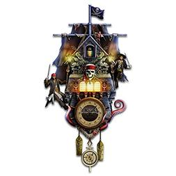 Collectible Disney Pirates of the Caribbean Illuminated Blac