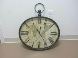 Columbus Wall Clock Large Size By JB Global World Clock