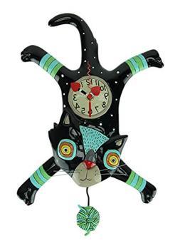Allen Designs Craft Attack Cat Whimsical Kitten Yarn Ball Pe