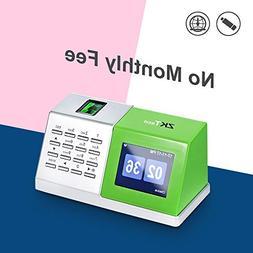 ZKTeco CT20 Fingerprint Time Attendance Machine Biometric Ti