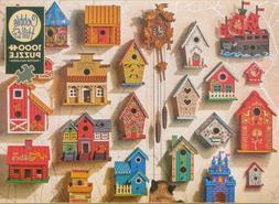 Cobble Hill CUCKOO AND FRIENDS 1000 pc Jigsaw Puzzle Cuckoo