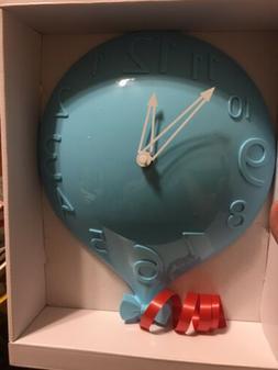 DALEA BALLOON  WALL CLOCK, FOR BOY