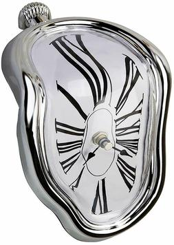 Decorative Dali Watch Melting Clock for Home Office Desks Be