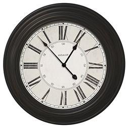 """Westclox 24"""" Large Decorative Wall Clock 32213VBK"""