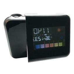 RCA Digital Alarm Clock with Time Projector