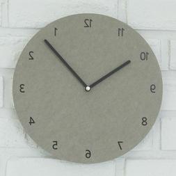 Digital Clocks Round Shaped For Living Room Bedroom Home dec