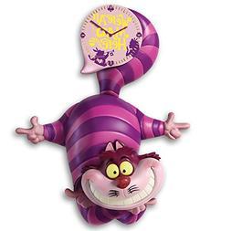 Bradford Exchange Disney Alice in Wonderland Cheshire Cat Wa