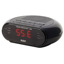 Dual Wake Alarm Clock Radio