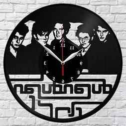 Duran Duran Vinyl Record Wall Clock Home Decor Fan Art Origi