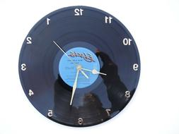 ELVIS Vinyl Record Wall CLOCK Recycled Album SILENT SWEEP MO