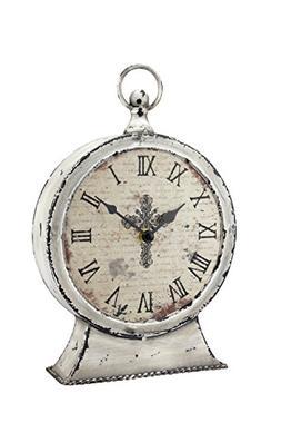 Stonebriar Faith Table top Clock