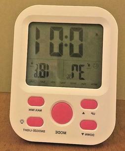 FAMICOZY Digital Alarm Clock for Kids, Teens,Desk Nightstand