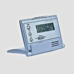 Folding Travel Talking Alarm Clock