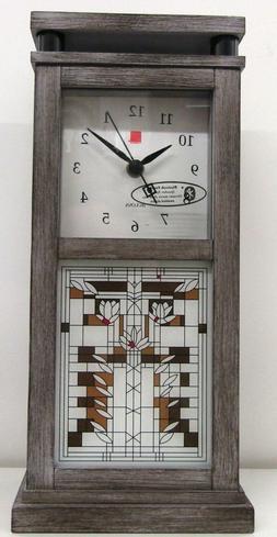 Frank Lloyd Wright Waterlilies Bluetooth Mantel Clock