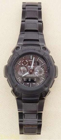 CASIO G-SHOCK MTG-1500B-1A1JF Solar radio clock Men's watche