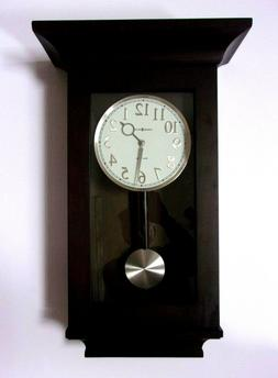 Gerrit Chiming Quartz Wall Clock