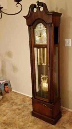 Howard Miller Grandfather Clock 610-232