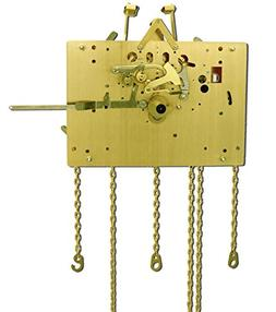 Hermle 1161-053 Grandfather Clock Movement