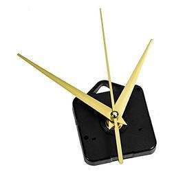 Mudder Hands Clock Movement, 3/ 25 Inch Maximum Dial Thickne