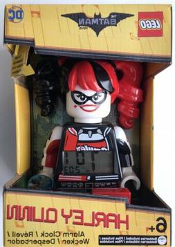 Harley Quinn Digital Alarm Clock-Lego Batman The Movie DC Co