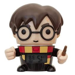 Bulb Botz Harry Potter Alarm Clock, Black