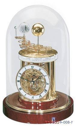 Hermle Astrolabium Specialty Clock Mahogany Base 33% OFF MSR