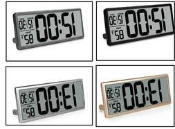"""Home Decoration 13.8"""" Large Digital Wall Clock For Table Des"""