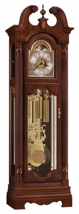 Howard Miller Beckett Grandfather Floor Clock 611-194 Clocks