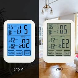 Humidity Monitor Wireless Digital Indoor Outdoor Thermometer