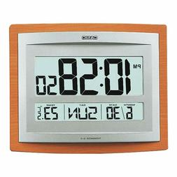 id 15s 5d wall clock temperature alarm