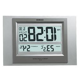 Casio Id-16s-8 Digital Auto Calendar Thermo Hygrometer Wall