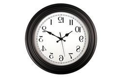 AuroTrends Indoor Silent Decorative Wall Clock with Quiet Sw