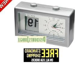 J&D Best Pendulum Wall Clock Silent retro vintage classic Wo