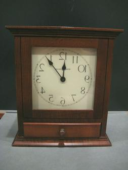 Howard Miller James Whittaker 613-668 Mantel Clock - Used