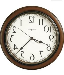 Howard Miller Kalvin Wall Clock 625-418 Modern & Round with