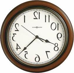 Howard Miller Kalvin Wall Clock 625-418 – Modern & Round wi