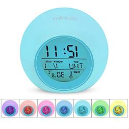 OUTWIT Kids Alarm Clock【Updated Version】, Wake Up Digita