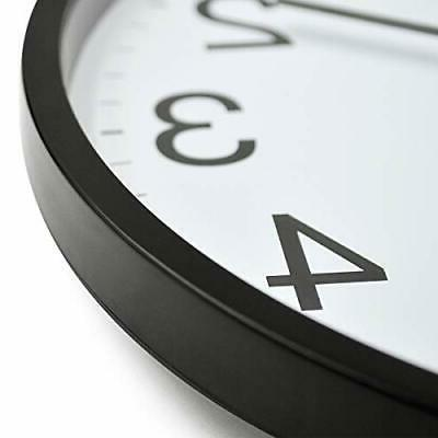 10 Decorative Wall Clock Classic Digital Operate