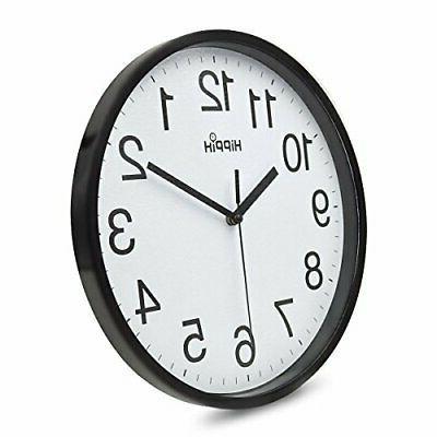 10 Wall Clock Digital Operate