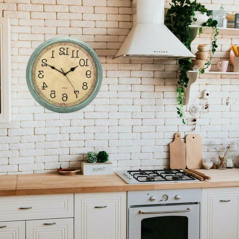 Hylanda Vintage/Retro Wall Clock, Quartz W