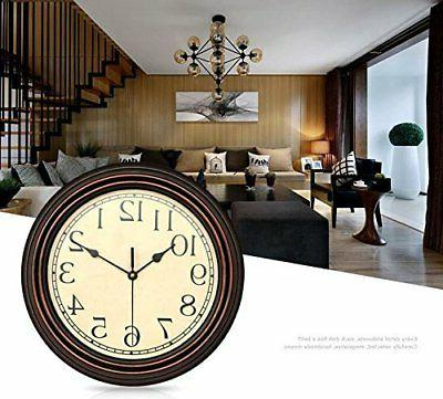 Bekith Classic Clock Ticking Quartz