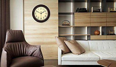 Bekith 12Inch Classic Clock Quartz Wall