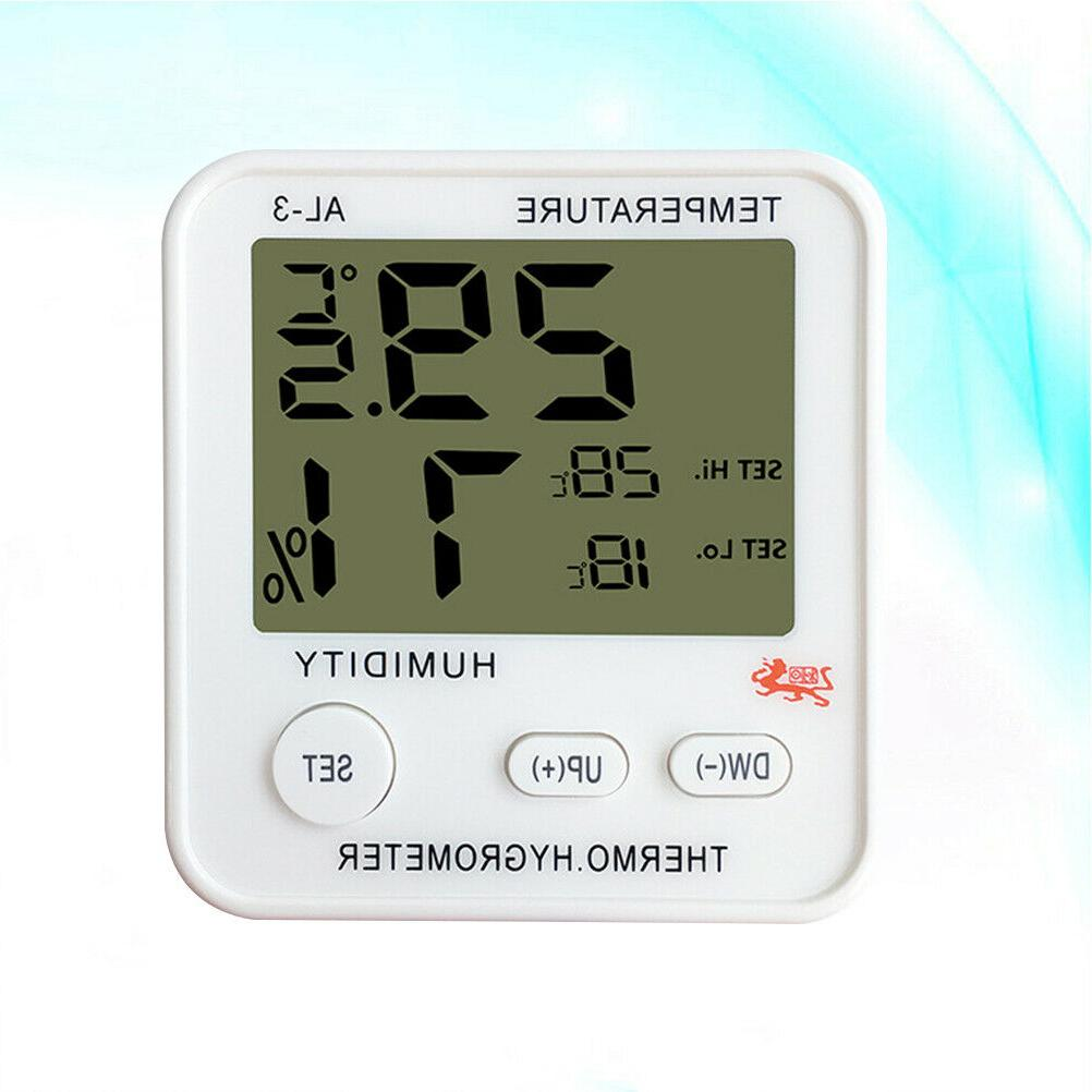 1PC Thermometer Digital Indoor Outdoor