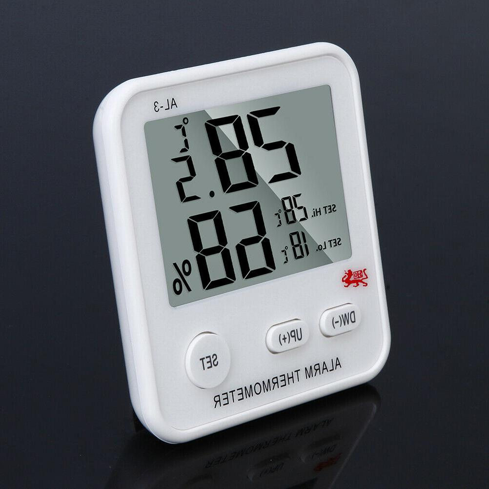 1PC Thermometer Professional Digital Indoor Outdoor