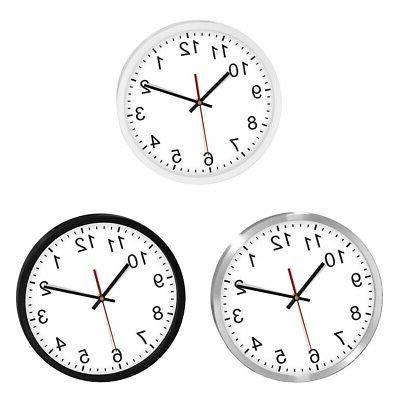 1pcs battery operated 12 inch wall clock