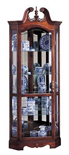 Howard Miller 680-205 Berkshire Curio Cabinet by
