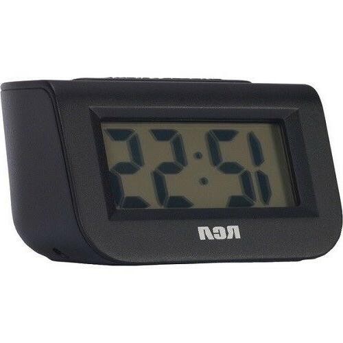 "Rca - Alarm Clock with 1"" LCD Display"