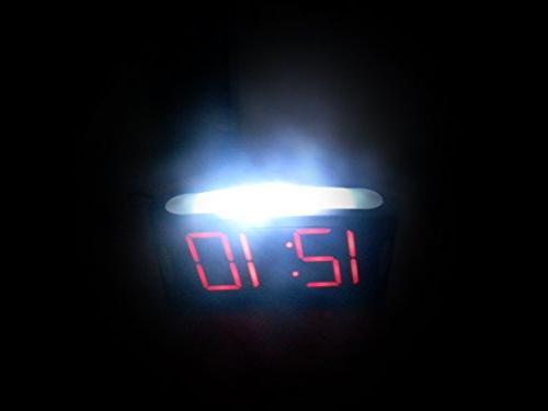 Travelwey Alarm - Powered, No Frills Operation, Alarm, Snooze, Brightness