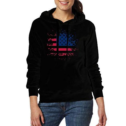 american independence paint sweatshirt casual