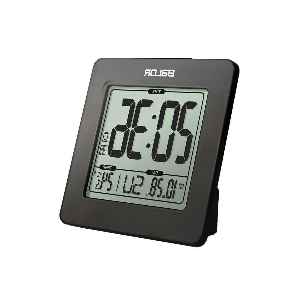 BALDR B0114 Alarm LCD Calendar Snooze